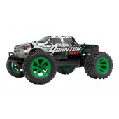 Maverick Monstertruck Quantum MT Flux 1/ 10 RTR Silver