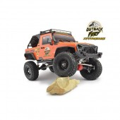 FTX Outback Fury Xtreme Scaler 4X4 1/ 10