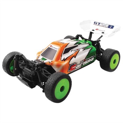 Carisma Micro Buggy GT24B 1 /24 4x4 RTR Brushless Green