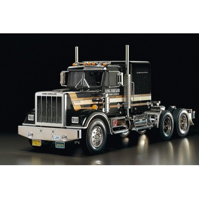 Tamiya King Hauler Tractor truck Kit 1/14