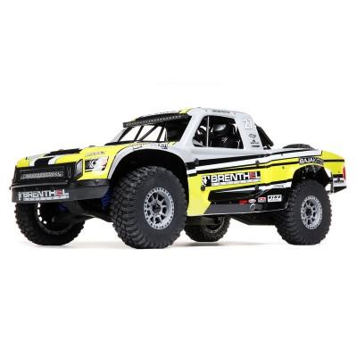 Losi Super Baja Rey 2 Desert Truck 1 /6 Scale 4WD Brushless AVC RTR Yellow