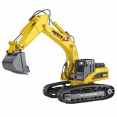 Huina Full Metal Rc Mini Escavator Electric 23ch with Sound 1: 14 Scale