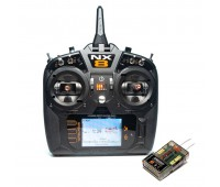 Spektrum NX8 DSMX Radiotrasmitter 8 Channel