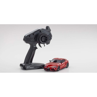 Kyosho MINI-Z AWD Toyota GR Supra Prominence Red