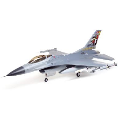 E-flite F16 Falcon 80mm EDF Rc Fighter Jet BNF Smart