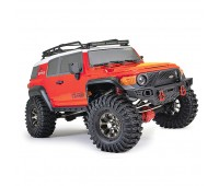 Ftx Outback Geo Scaler Crawler 4x4 RTR 1 /10 Red