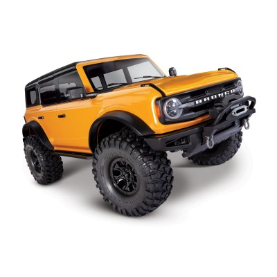 Traxxas TRX4 Bronco 2021 Crawler 4x4 RTR Yellow