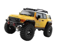 RGTRacing Rock Crawler Desert Fox 4x4 Yellow RTR