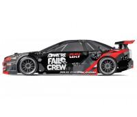 Hpi Racing E10 DRift Car Fail Crew Nissan Skyline R34 GT-R RTR