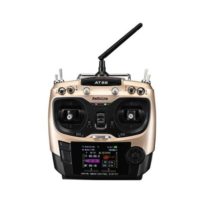 Radiolink AT9S 9-channel Radio Mode 2 R9DS Receiver