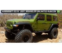 Axial SCX6 Jeep Wrangler Scaler Scala 1 /6 4x4 RTR Green