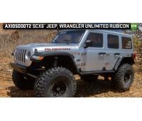 Axial SCX6 Jeep Wrangler Scaler Scala 1 /6 4x4 RTR Metal Grey