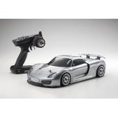 Kyosho Fazer VE Porsche 918 Spyder Silver Readyset 1/10