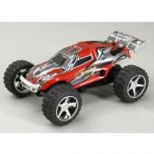 Micro Stunt Car Ripmax microvettura acrobatica rossa