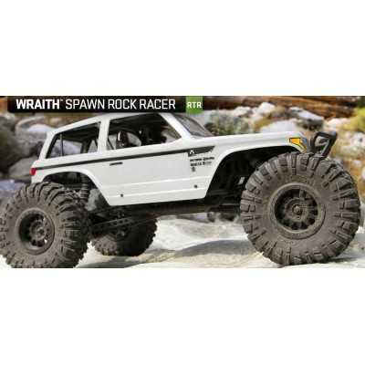 Axial Wraith Spawn Rock Racer 1/10 RTR AX90045