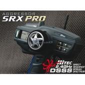 Hitech Aggressor SRX PRO 2.4GHz 3Ch DSSS Radio Control  System