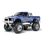 Tamiya Toyota Bruiser 4x4 scaler truck  kit 1 10 3 gears