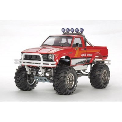Tamiya Toyota Mountain Raider 4x4 scaler truck  kit 1 10 3 gears