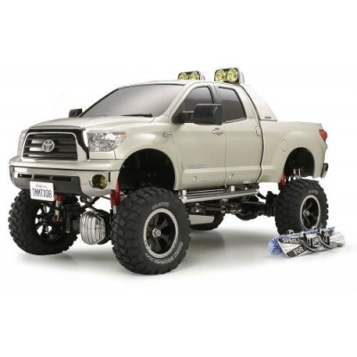 Tamiya Toyota Tundra High Lift scaler truck  kit 1 10 3 gears