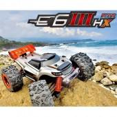 Team Magic E6 III Hx Monster Truck RTR 2.4Ghz waterproof