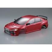 KillerBody Mitsubishi Lancer Evo X Drift Rally 190mm Onroad Various colors