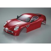 KillerBody OnRoad Alfa Romeo 8C 1/7 ALL IN Various colors