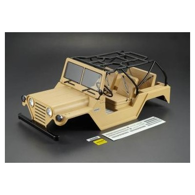 KillerBody Crawler Warrior Military Desert 1/10 RTU ALL IN