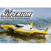 Aquacraft UL 1 Brushless Racing Hydroplane Raceboat RTR AQUB20