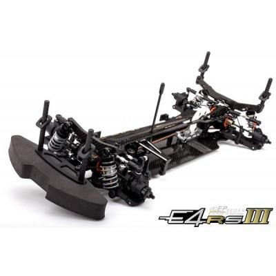 Team Magic Telaio E4RS III 3 1/10 Electric Racing Car RTR 2.4GHZ