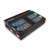 Caricabatterie Multiplo Quadplay EVQ6AC Multi 4 Lipo Nimh EV PEAK