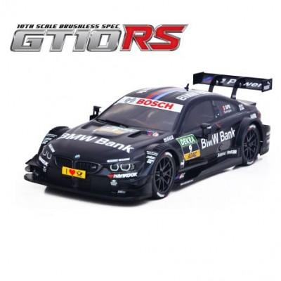 Carisma auto Bmw M4 GT10RS DTM 2014 (BLACK) 1:10 rtr