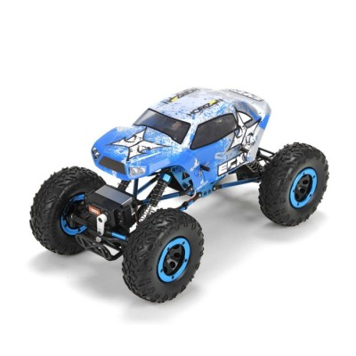 ECX Temper 4wd Rock Crawler 1: 18 4wd RTR