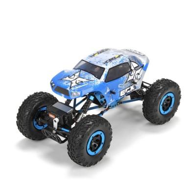 ECX Temper Rock Crawler 4wd 1 18 RTR