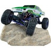 Carson X-Crawlee PRO Rock Crawler Green Radio 2.4G 1:10
