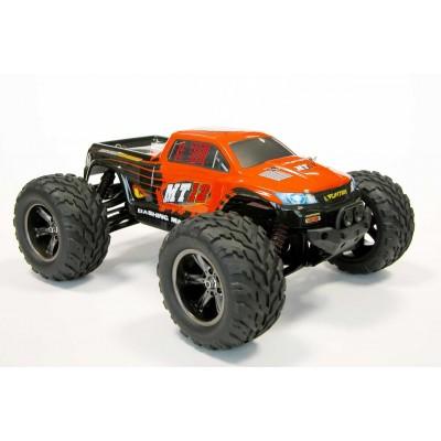 Funtek MT12 Monster Truck 1/12 Metal RTR Rossa