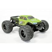 Funtek MT12 Monster Truck 1/12 Metal RTR Verde