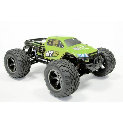 Funtek MT12 Monster Truck 1:12 Metal RTR Green