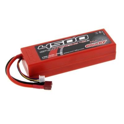 Corally Lipo 3S Battery 11 1V 4500 Mah 45C COR48268-D