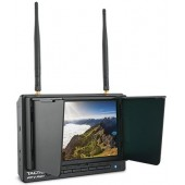 Tactic Dronview FPV-RM1 7 pollici 1024x600 Monitor 5.8GHz Dual Antenna