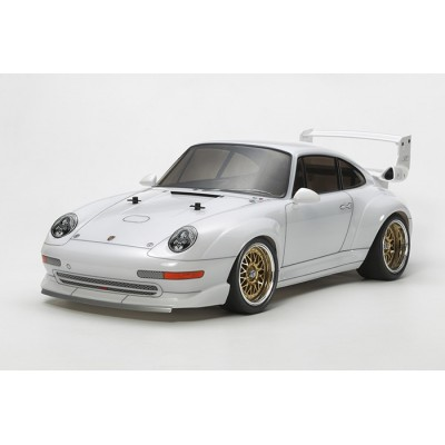 Tamiya TA02SW Porsche 911 GT2 Racing 1: 10 Kit 47321