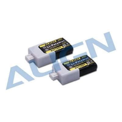 LiPo Battery 2s 7, 4v 250mah 30c Align T-rex 150 HBP02501