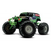 Traxxas - GRAVE DIGGER 1:16 + BACKPACK - 7202A
