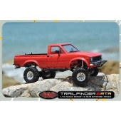 Rc4wd Trail Finder 2 Scaler 1:10 RTR w Mojave II Body