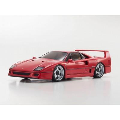 Kyosho Mini-Z Sports 2 MR-03S2 Ferrari F40 Red Readyset