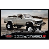 Rc4wd Trail Finder 2 Scaler 1: 10 KIT w Mojave II Body