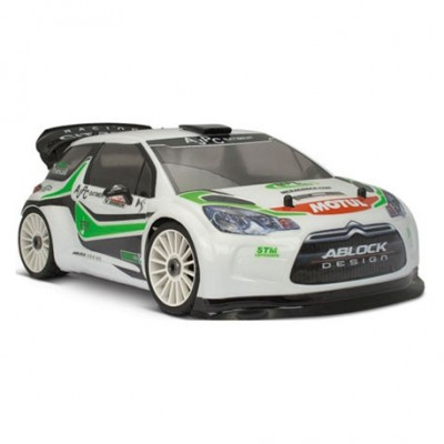 CITROEN DS3 RTR ALEX THEUIL 1:8 BRUSHLESS