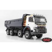 Rc4wd Armageddon Camion Volvo Fmx 8x8 Idraulico Radiocomandato in metallo 1/14 rtr