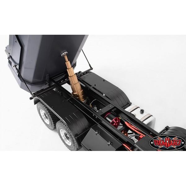 Rc4wd Armageddon Hydraulic 8x8 Dump Truck Volvo FMX 1:12 Scale RTR - Negozio di modellismo ...