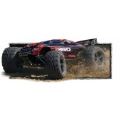Traxxas E-Revo Brushed Moster Truck 4WD 1/10 RTR - 2.4 GHZ