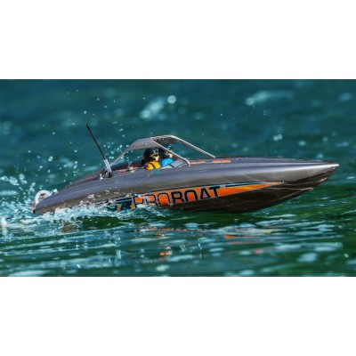 Proboat River Jet Boat 23 inches R / C RTR Self Righting